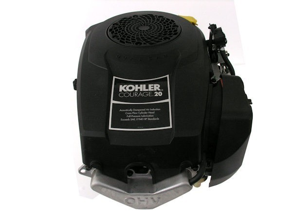 Kohler Mail: 18 PS Kohler SV540 Motor Courage 1-Zyl. OHV 25,4/80