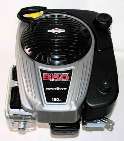 briggs stratton 850 motor 5 6 ps 190ccm schweres. Black Bedroom Furniture Sets. Home Design Ideas